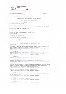 Certificazione Impianti