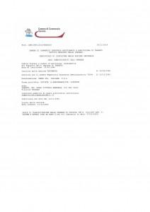 Certificazione Pulizie